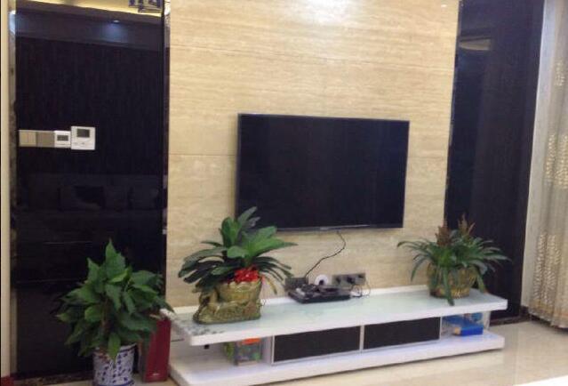 紫荆公寓精装两室 家具家电全送 全明格局 证件齐全