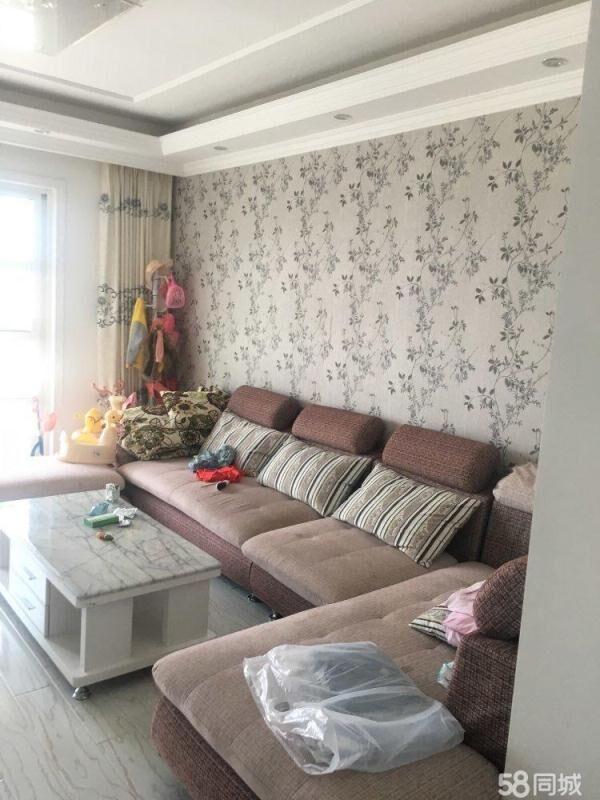 紫荆公寓104平中装修证齐满二省税靠别墅