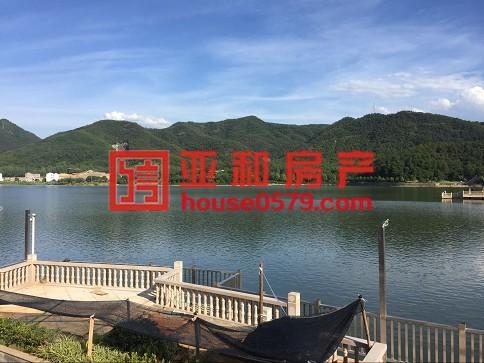 【黎明湖别墅双排】靠湖第一排575平花园300平 特制地下室