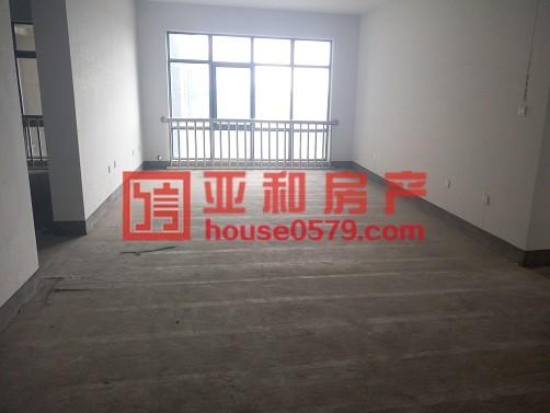 【宾王广场】高楼层确权166平三室双阳台 周边无遮挡视野宽阔