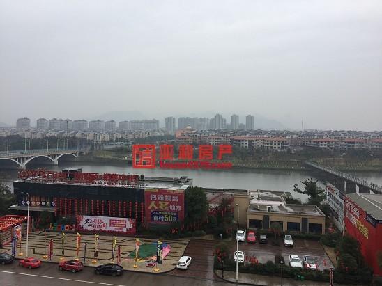 【亚和200%真房源】万达华府143平高楼层义乌江景房位置好