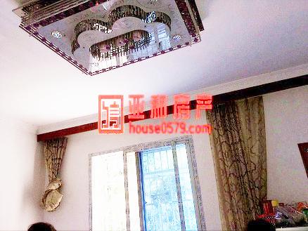 【绣湖住宅区-97平套间】简装修 4室1厅 170万