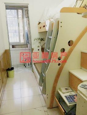 【江东新村-116平套间】简装修 3室2厅 170万