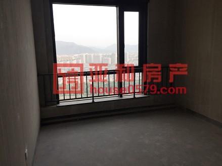 【绿城玫瑰园】稠江最高楼层景观房 155平超大户型