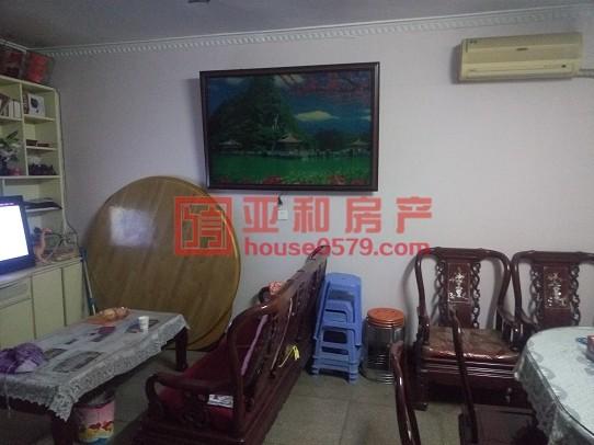 【亚和200%真房源】宾王市场106平230万 清爽装修