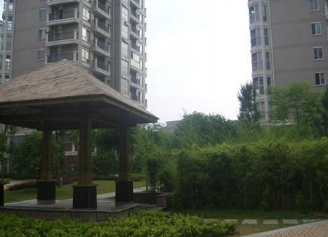 江东银河湾排屋 480�O 花园70多平 诚心出售