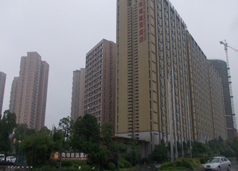 海德国际B区精装三室两阳台139平75万