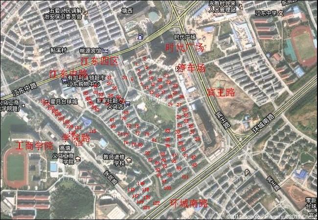 江东四区1间垂直房占地36平使用180平三证齐全停车方便