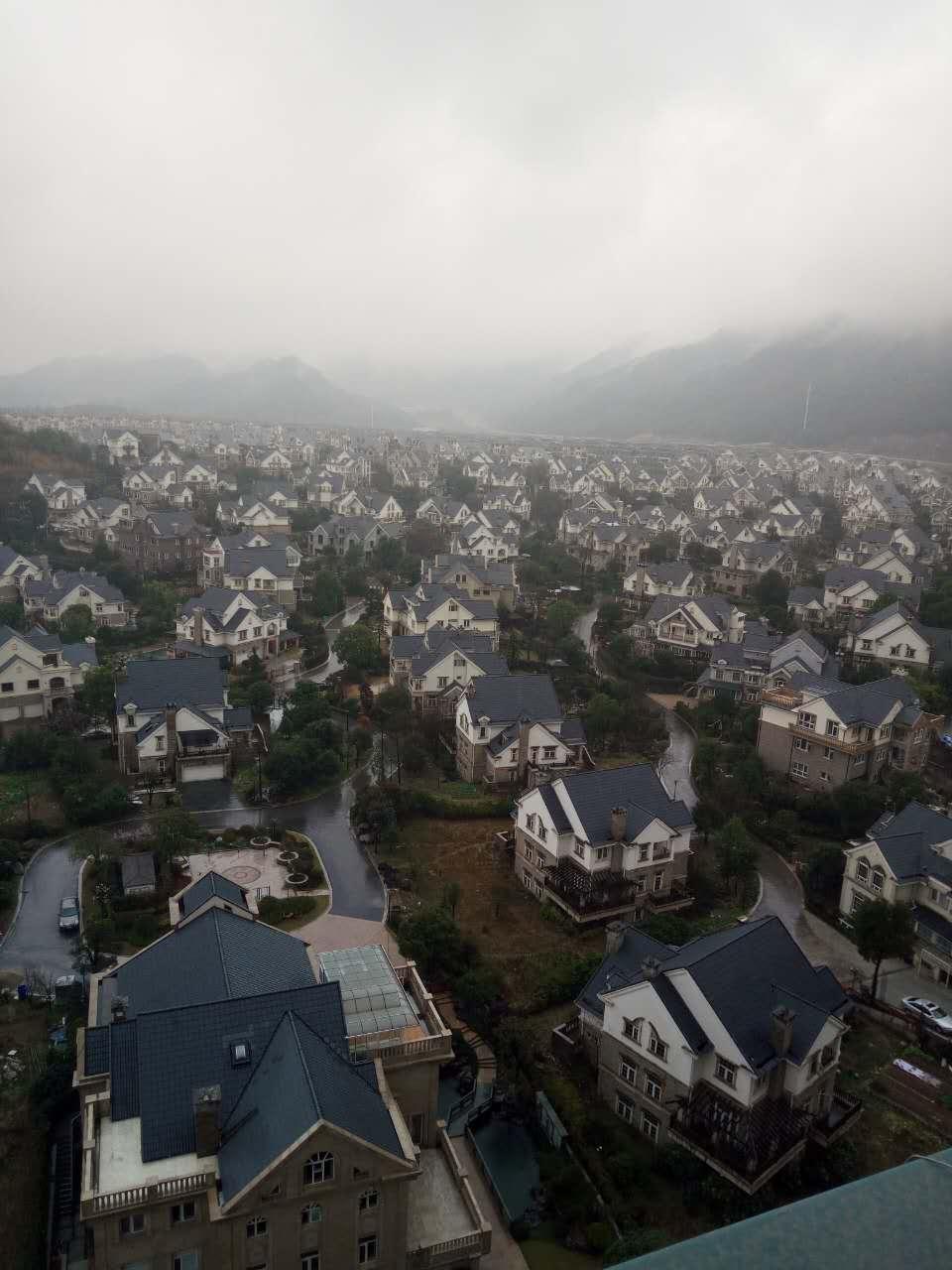紫荆208平楼中楼更高层无敌景观可俯视对面别墅群