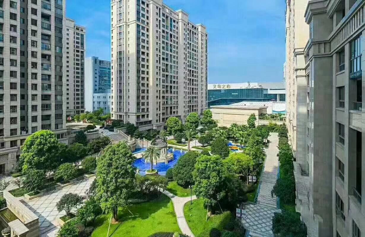 中央公馆义乌真正的市中心位置绝佳义乌名校