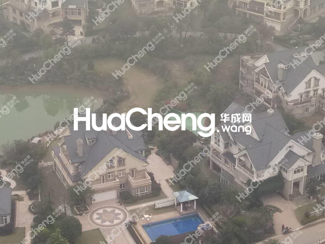 紫荆庄园一期豪华双拼别墅 花园400+位置楼王无任何违章建筑