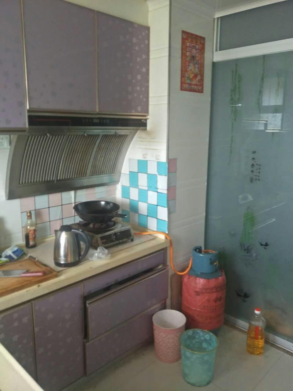 紫荆公寓精致装修 拎包入住