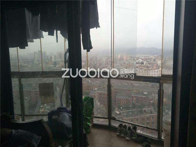 阳光都市公寓顶楼电梯景观楼中楼 使用400平 送超级大露台