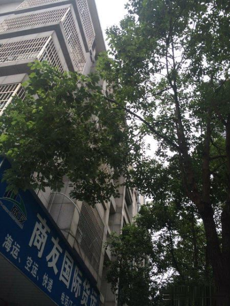 五爱路占地3间店面垂直房年租金40万位置好租给银行租金稳定!