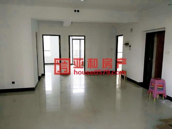 【亚和优选】义乌市苏溪荷塘雅居-124平3室2厅简单装带车位