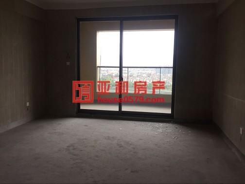 【绿城玫瑰园】楼王位置江景房 中间楼层188平三室 带双车位