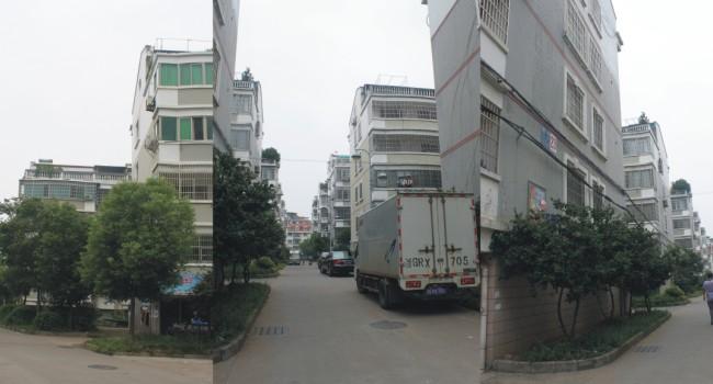 越阳一区垂直房4间5层占地157平建筑785平实验小学