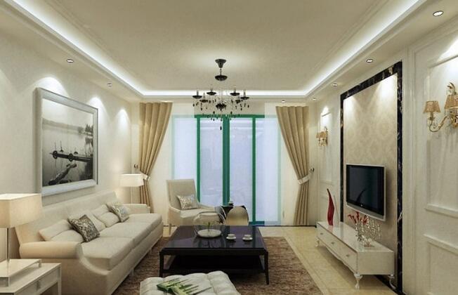 紫荆公寓 96平 清爽装修 房东急售只要65万