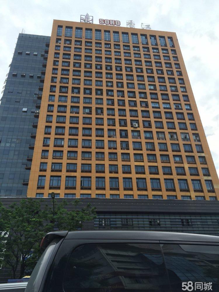 江东香江公寓楼层好边套简单装修房东诚心出售
