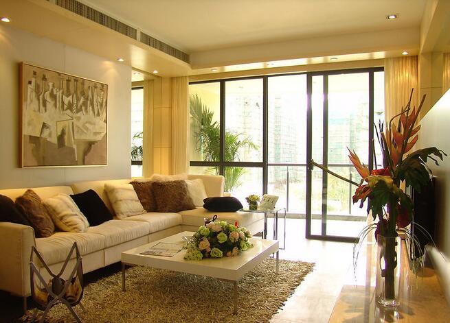 万达公寓 精装修 繁华地段 可以按揭