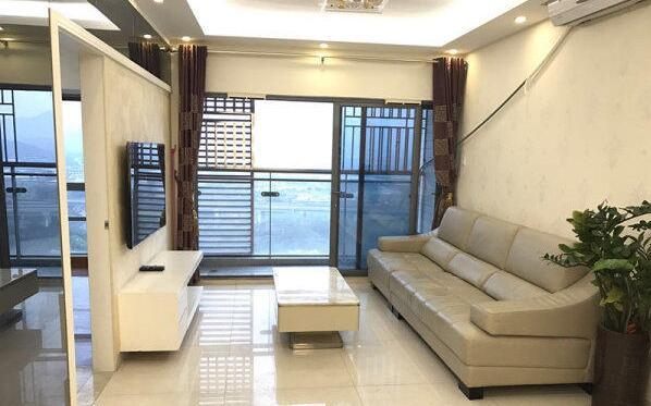 紫荆公寓 96平全新精装修 房东急售 看房随时