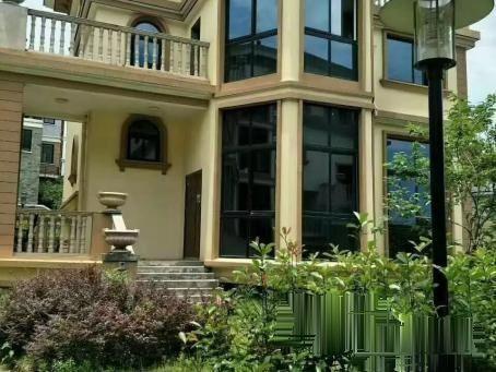 兰湖小区双拼别墅神盘整个金华便宜的双拼别墅