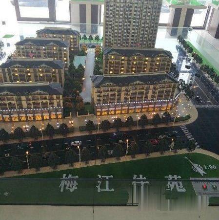 金义后花园梅江佳苑现房均价只需5200,配套齐全,电梯房
