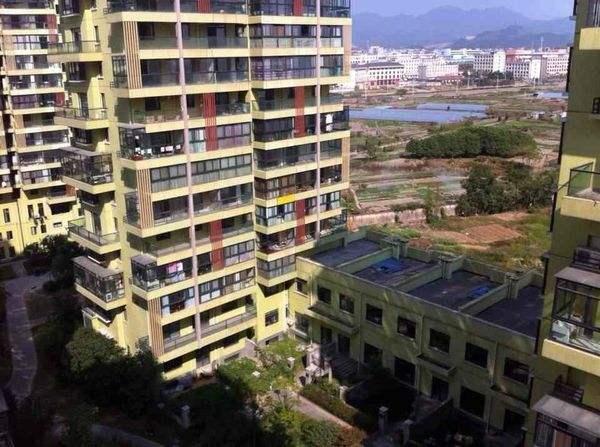东方之 星1楼楼中楼 带35平后花园 前后无遮挡采光好送车位