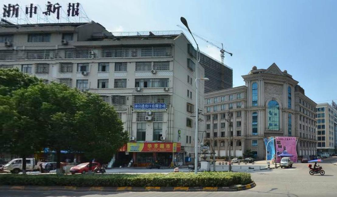 宾王学区 市区垂直房 30间9层 已出让 年租320万