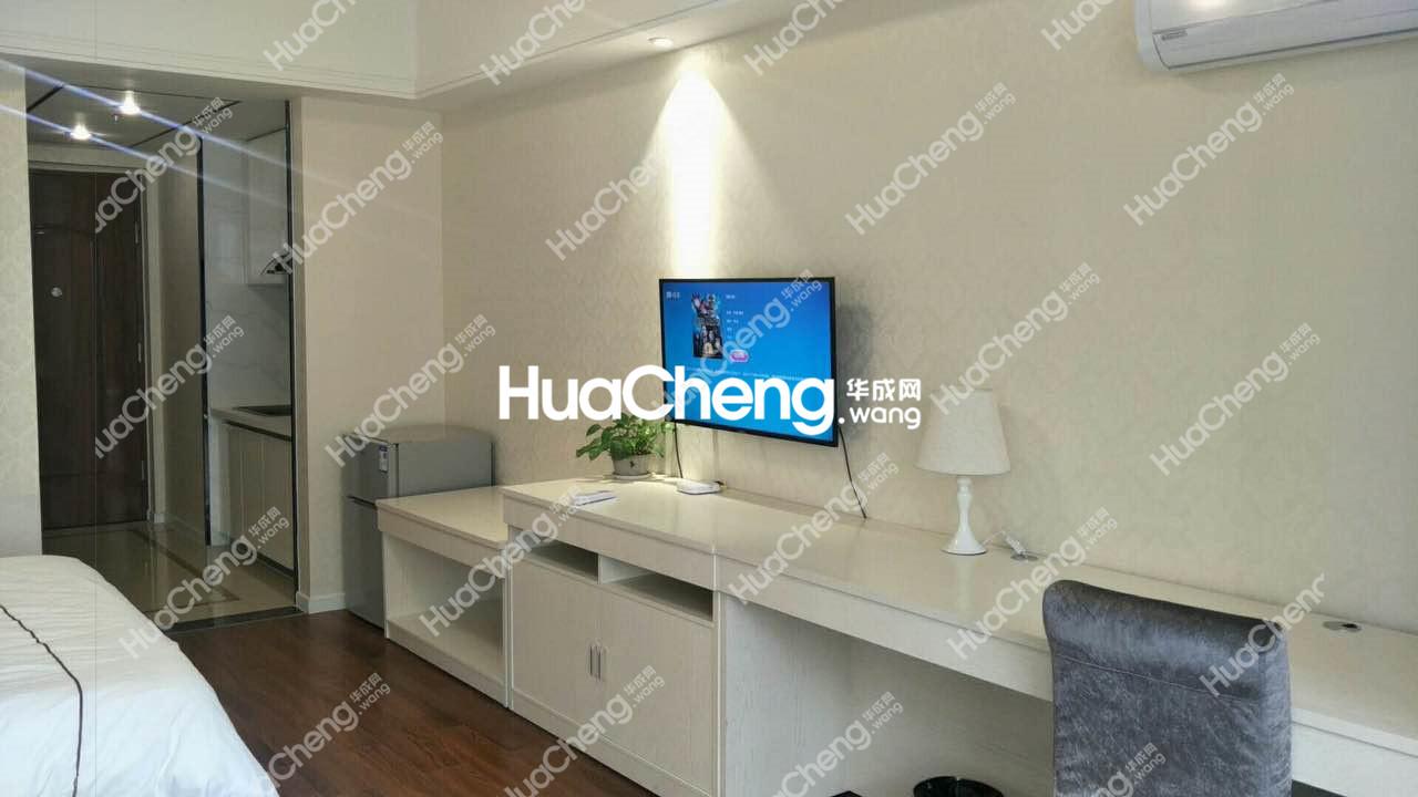 万达公寓急卖精装修酒店式公寓楼层高朝欧景名城