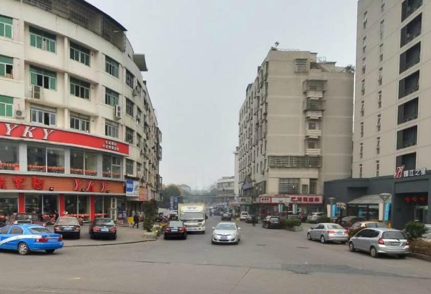 车站路 宾王 市区垂直房6间6层 年租80万 宾王三小学区房