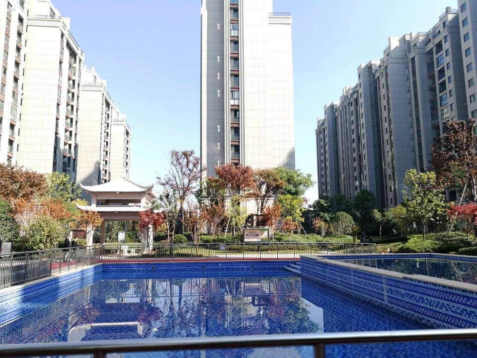 义乌城北商业中心90平3室2厅南北通透现房出售