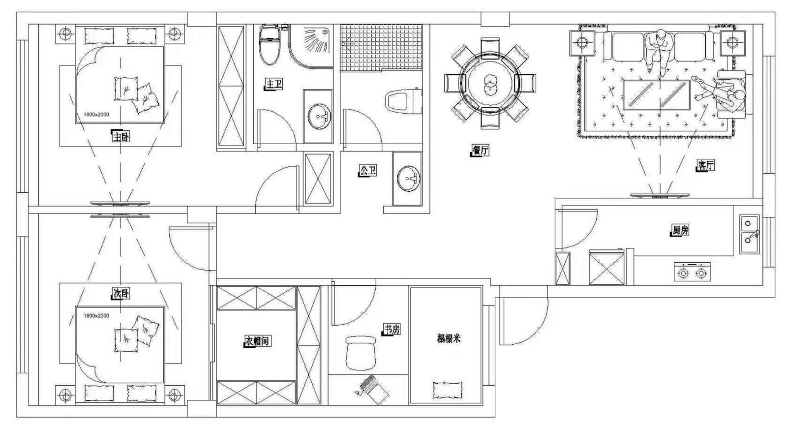江南四区外围122平168万3房2厅,4楼,首付低,可入实验
