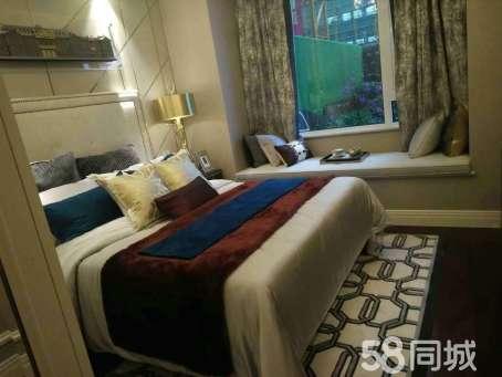 白金公寓54平小户型140万诚售 城南中学江滨小学