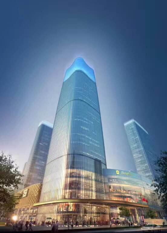 江东世贸中心 火卖精装房 居高临下俯视整个义乌美景