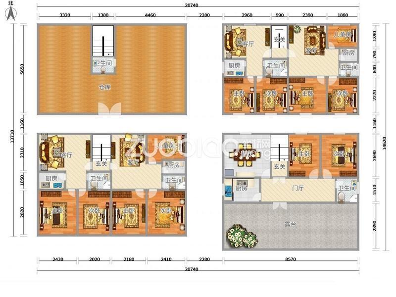12.23日发布,市中心垂直楼单价低年租金高已出让位置好