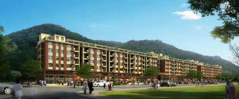 义乌周边横溪镇,均价4800,3室2厅双阳台,东边套,现房出