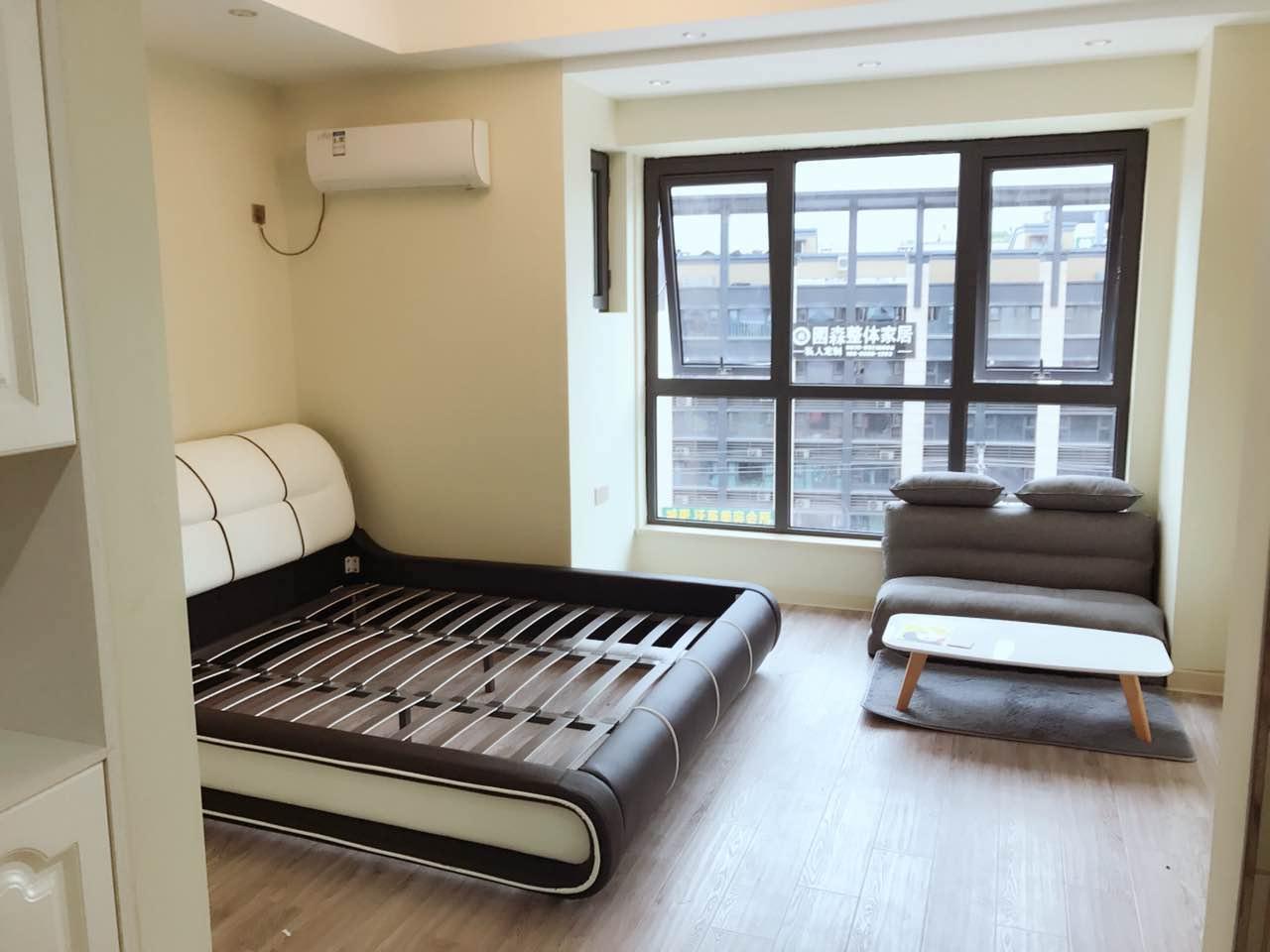 万达公寓48平精装好房