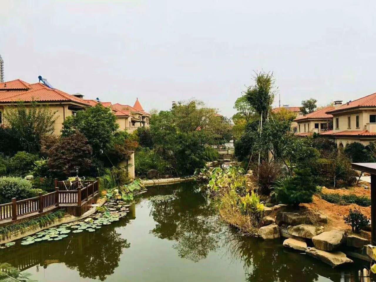 金义都市独栋别墅 300平花园 二期首认筹 轻轨金满湖边