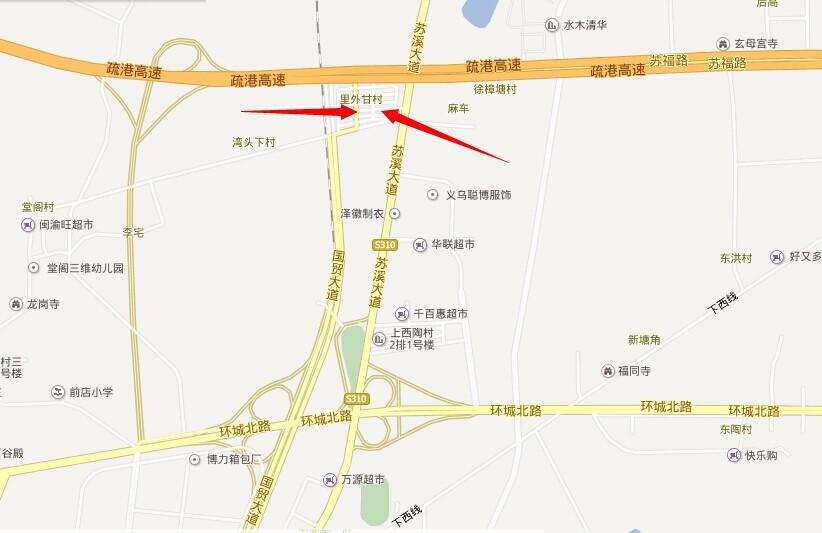 荷叶塘附近省道边2楼4间框架结构厂房出租