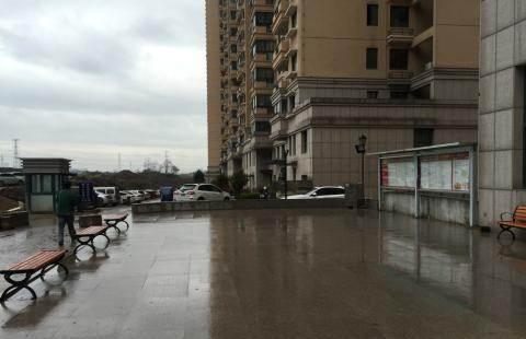 东阳紫荆公寓南北通透户型方正 有证带装修楼层高