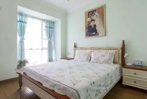 紫荆公寓 O户型最好户型 南北通透 高层景观房