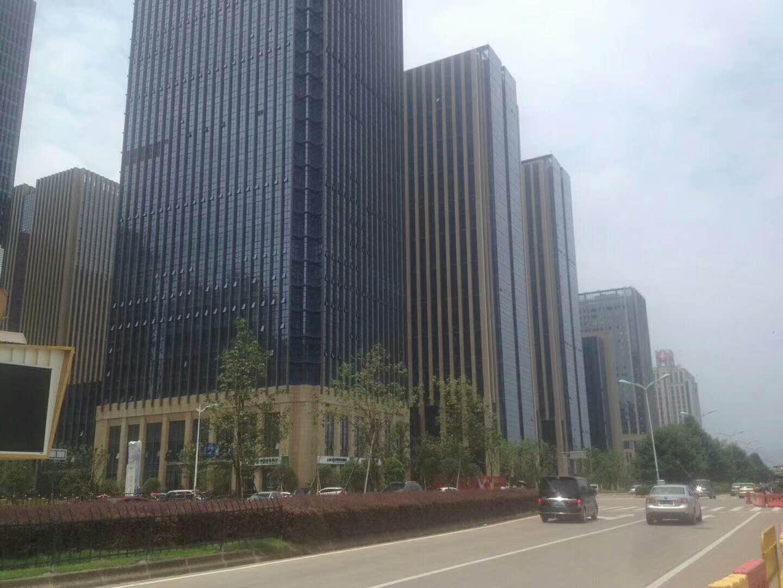 总部经济园11楼1080平972万位置不错