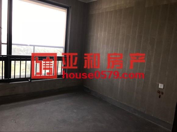 【绿城玫瑰园】楼王位置一线江景房188平四室带双车位加储藏室