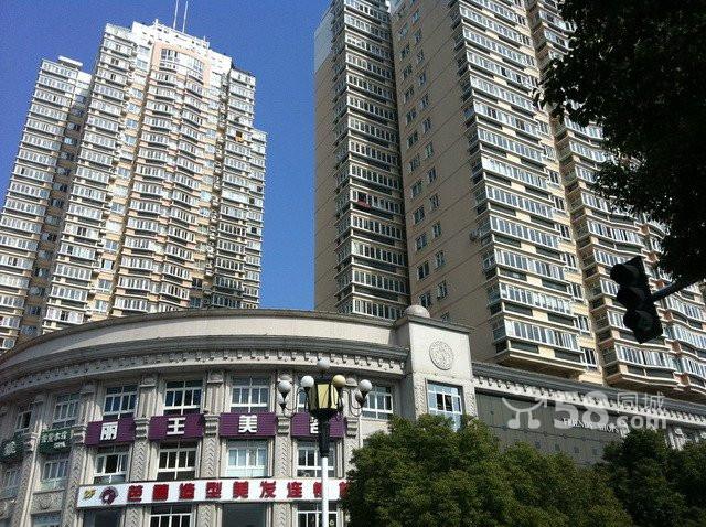 锦绣家园A幢,带车位,双绣湖学区,市中心高端景观高层 送车位