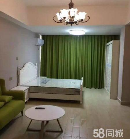 现代公寓40+40平复式楼中楼 精装修 家具家电全送