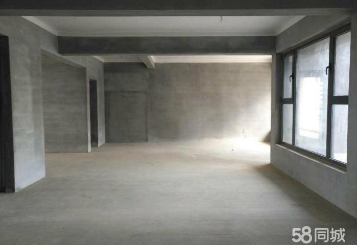 万达广场 高层边套,纯毛坯观江景,急出售看房方便