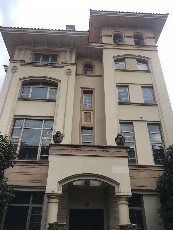 义乌欧景双连别墅毛坯位置好证齐建筑面积730平房主诚心出售
