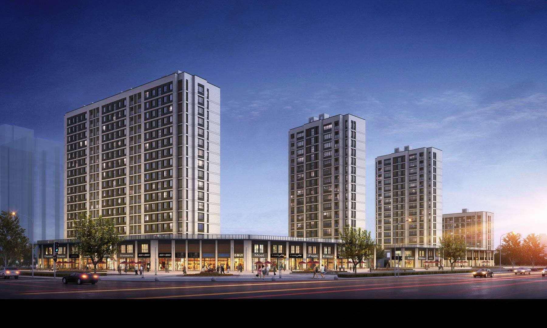 万固融让高端住宅火热出售 投资住宅的最佳选择