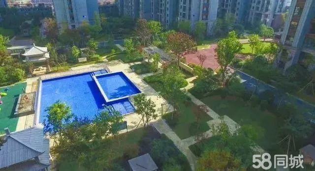 城北商业中心 带双学 区 绿化率高 赠送阳台 三面采光!!